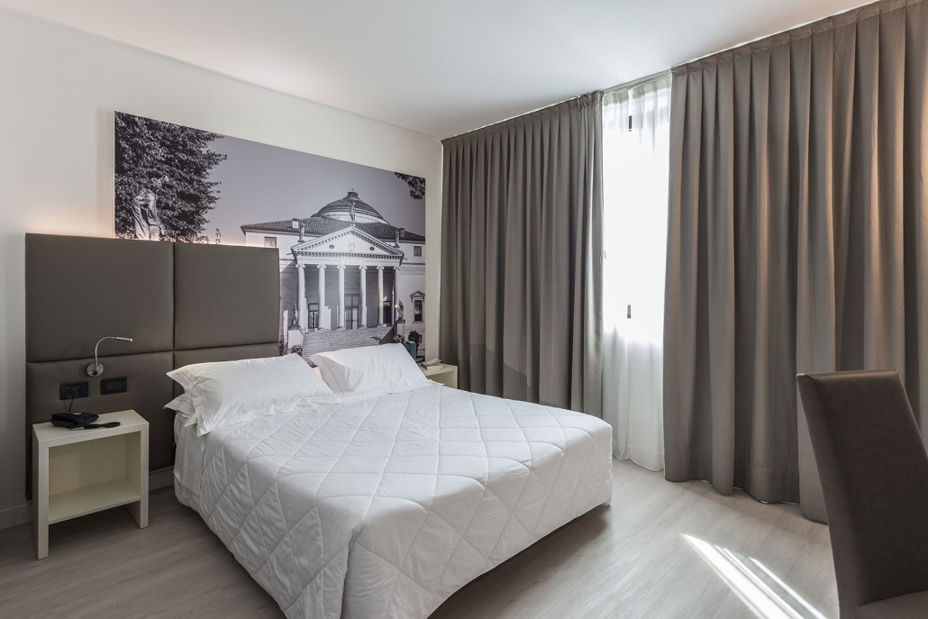 Hotel 4 stelle - Vicenza - Camera suite